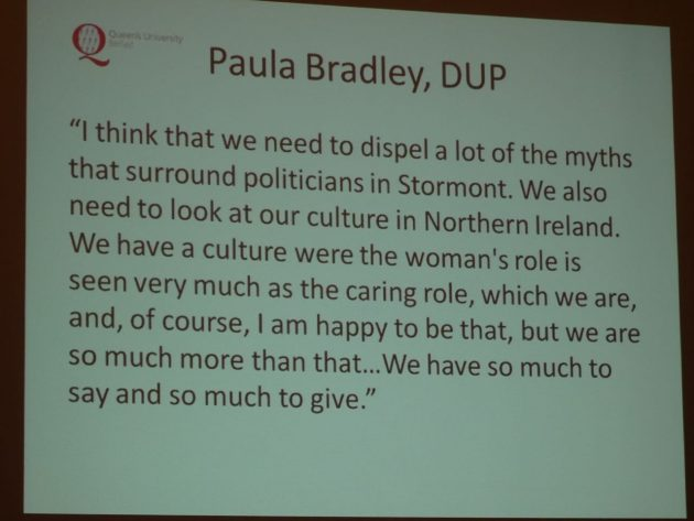 Yvonne Galligan Gender Quotas in Politics 30