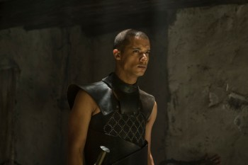 """Greyworm, leader of child soldier army called the """"Unsullied"""" Photo: HBO / Sky Atlantic"""