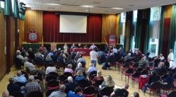 Uncomfortable Conversations hall feile15