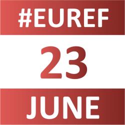 EUref 23 June calendar