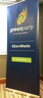 Green Party ae16 Zero Waste popup