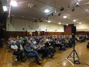 West Belfast Talks Back audience 2016