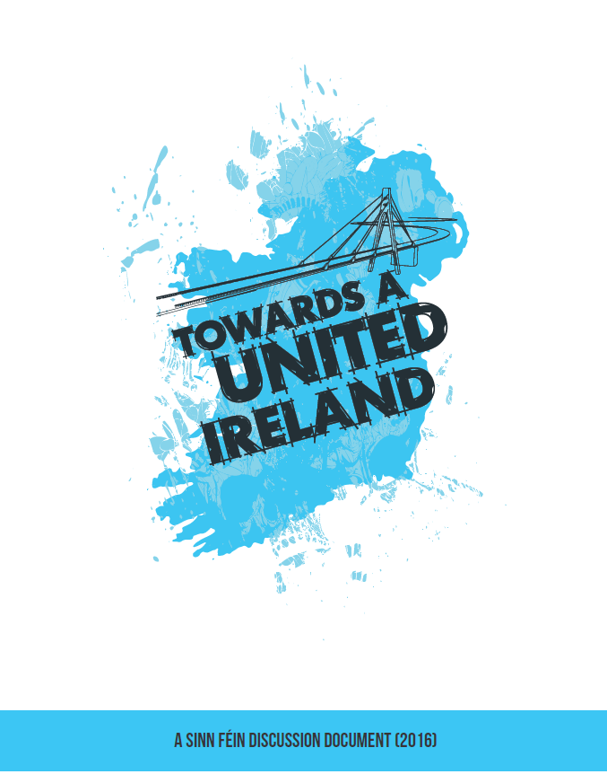 A response to sinn feins towards a united ireland document sinn fein have launched a discussion paper titled towards a united ireland malvernweather Images