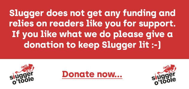 donate to keep slugger lit