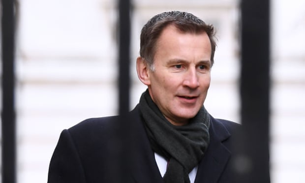 United Kingdom to formulate Irish border proposals 'in a few days': Hunt - International