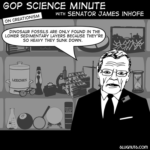 GOP Science Minute #1