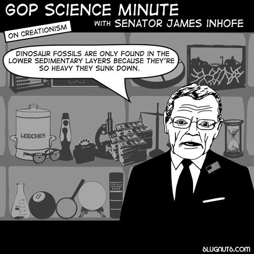 GOP Science Minute #1