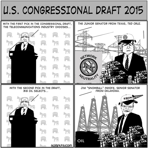 US Congressional Draft 2015