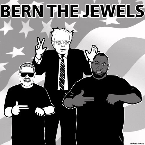 Bern the Jewels