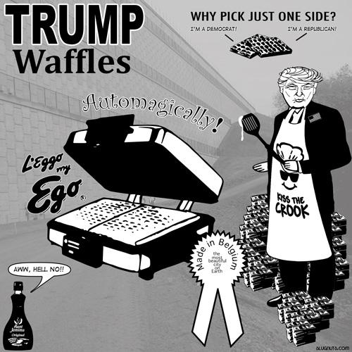 Trump Waffles