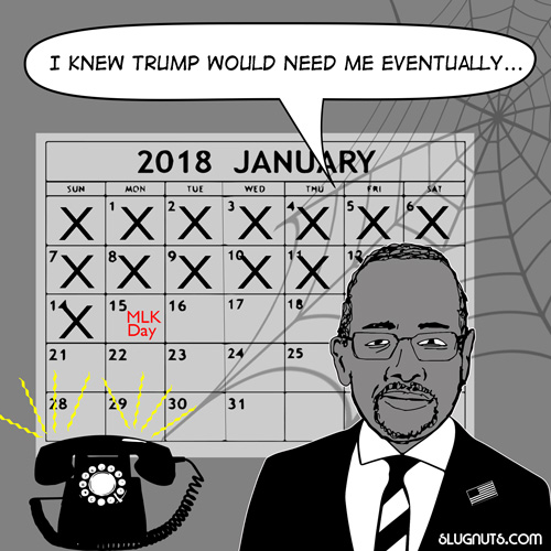 MLK Day with Ben Carson