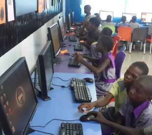 Slum2School Africa E-Library Computer Lab Project (13)