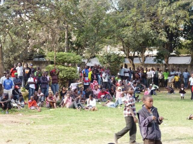 Slum Sanaa Mini Festival Aug 2013