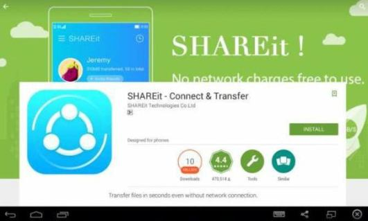 shareit for mac free download