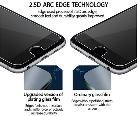 icarez screen protector for iphone