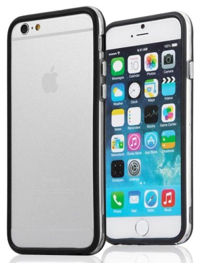 kayscape iphone 6/6S bumper cover case