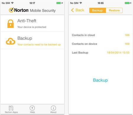norton mobile security for iphone ipad
