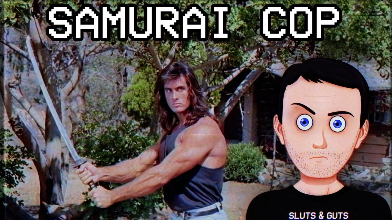 Samurai Cop Trailer