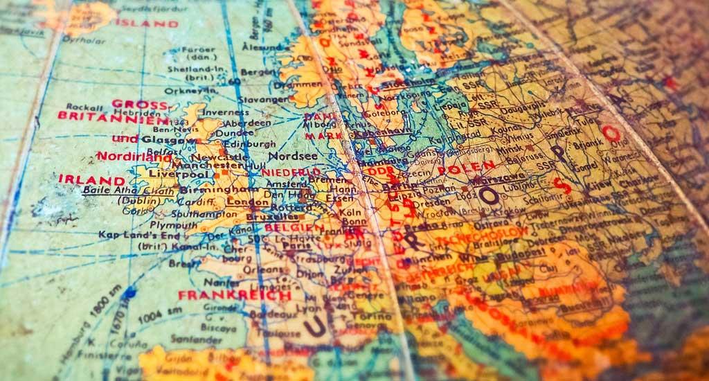 Lara Diamond to Discuss Genealogy and Changing Borders - SL