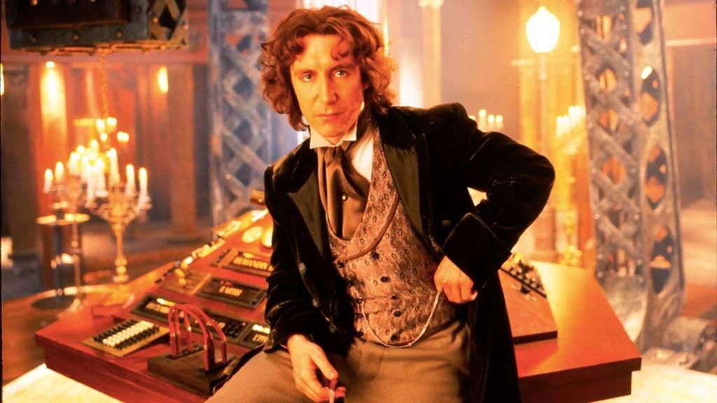Doctor Who Paul McGann