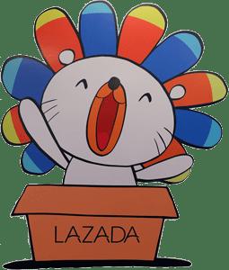 lazada mascot