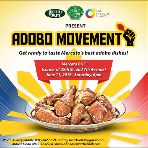 The Adobo Movement