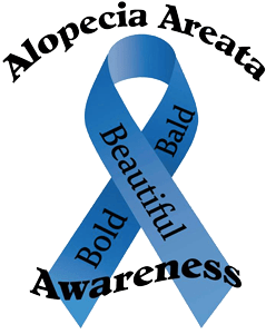 alopecia ribbon