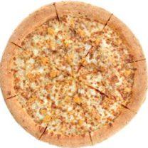 Chicken Popper Pizza