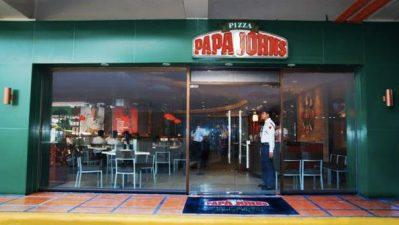Papa John's U-Mall branch