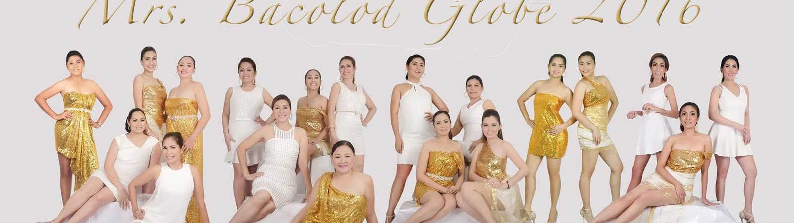 Mrs. Bacolod Globe 2016