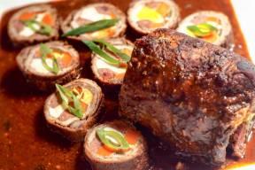 Guevarra's Yuletide / Christmas Beef Morcon