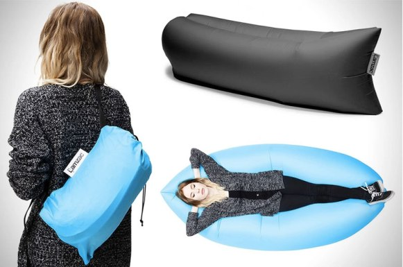 Fast Inflate Air Bed