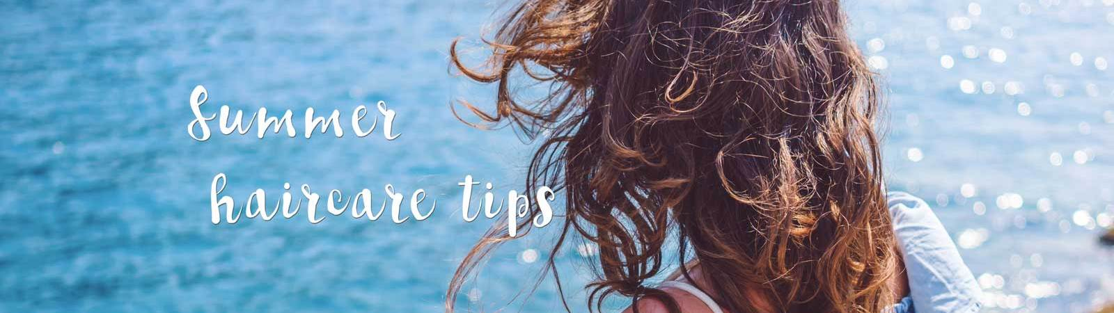 summer haircare tips