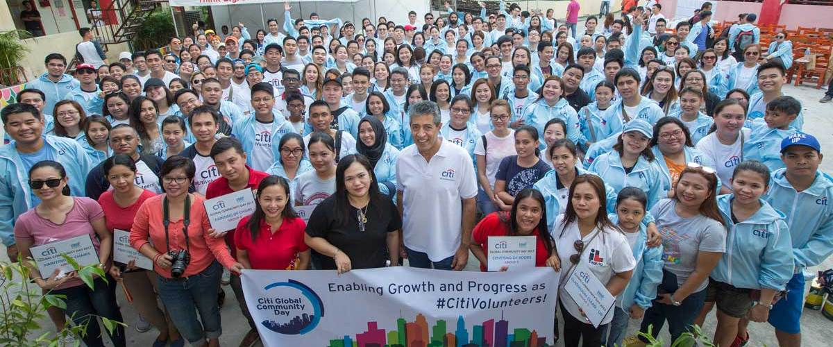 Citi Global Community Day