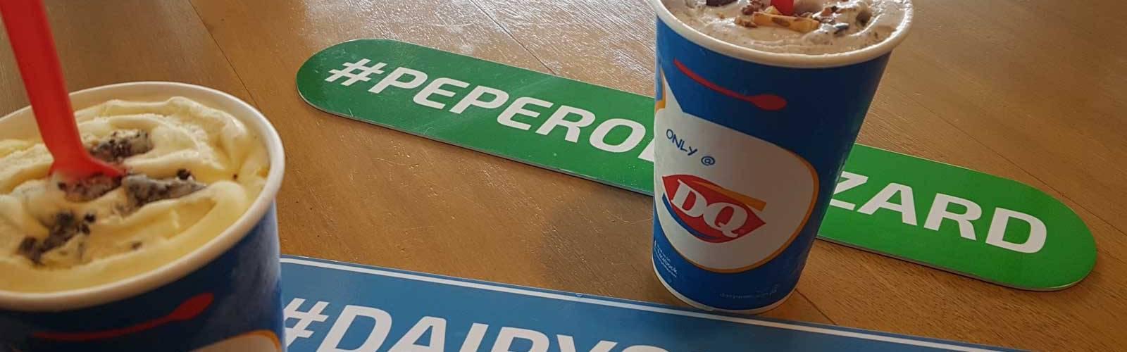 Pepero Blizzard