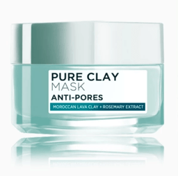 Pure Clay Mask Anti-Pores