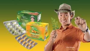 Kuya Kim Atienza endorses Atienza Naturale Malunggay, the Wonder Gulay