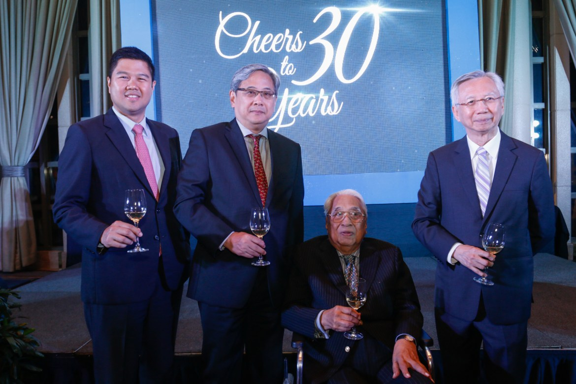 Maxicare: Cheers to 30 years