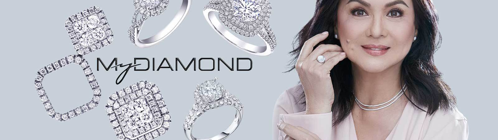 Charo Santos for MyDiamond