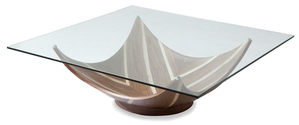Caliche coffee table of the Contemporary Zen style