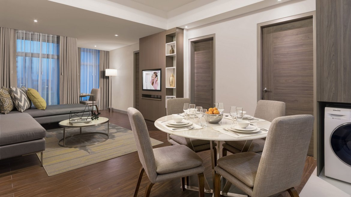 Citadines Millenium Ortigas Manila serviced residences