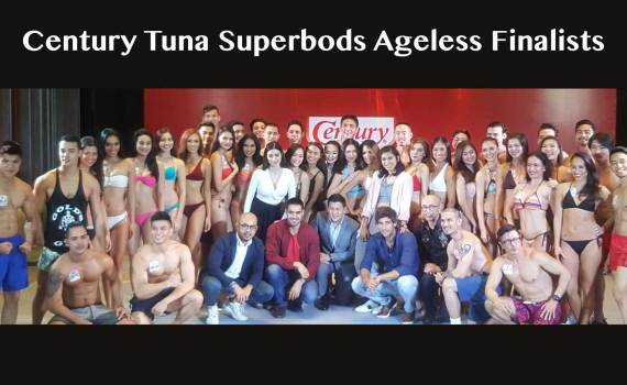Century Tuna Superbods Ageless Finalists