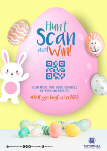 SM Easter Egghunt