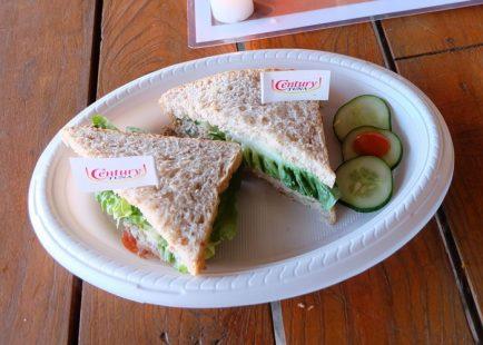 tuna clubhouse sandwich