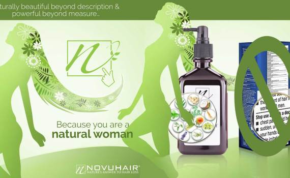 Novuhair empowers women