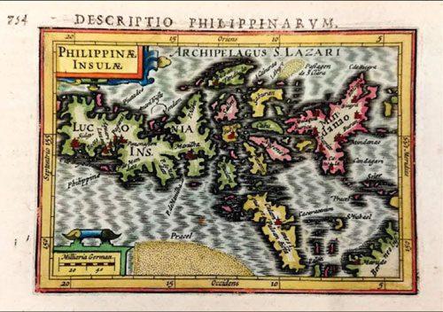 Bertius Hondius 1616