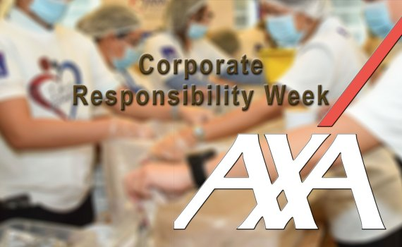 axa corporate responsibility week