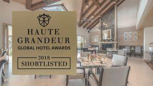 Haute Grandeur Global Hotel Awards 2018 Shortlist