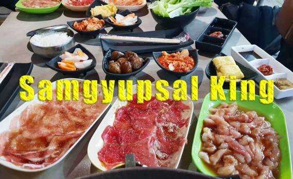 Samgyupsal King Unli Korean BBQ