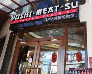Yoshimeatsu store front